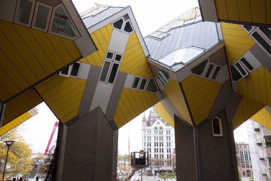 cube houses rotterdam 2