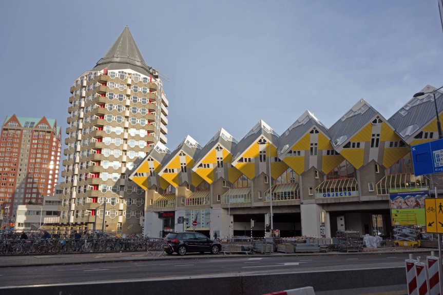 cube houses rotterdam 3